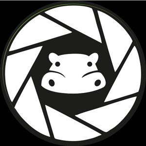 Neon Hippo Logo